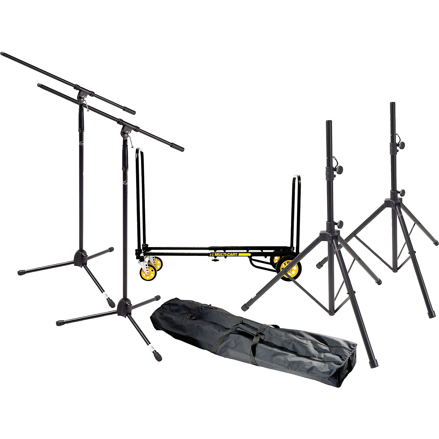 Gear One Gigging Pro Live Sound Accessories Pack thumbnail