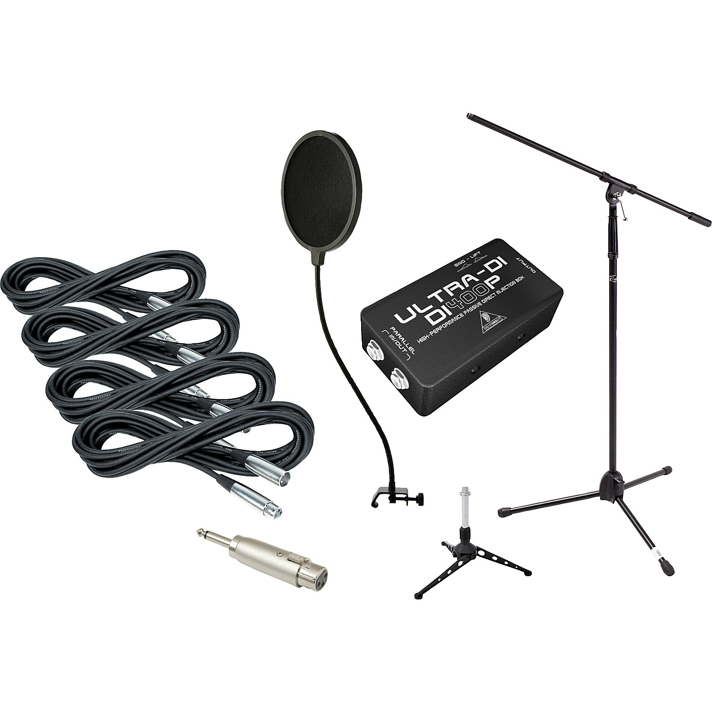 Gear One Gigging Pro Recording Accessories Pack thumbnail