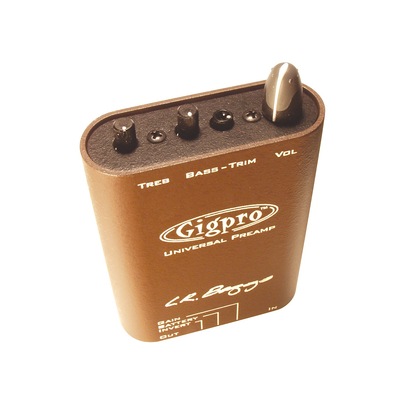 LR Baggs Gigpro Acoustic Guitar Preamp thumbnail