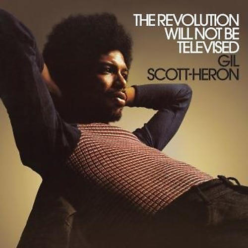 Alliance Gil Scott-Heron - Revolution Will Not Be Televised thumbnail
