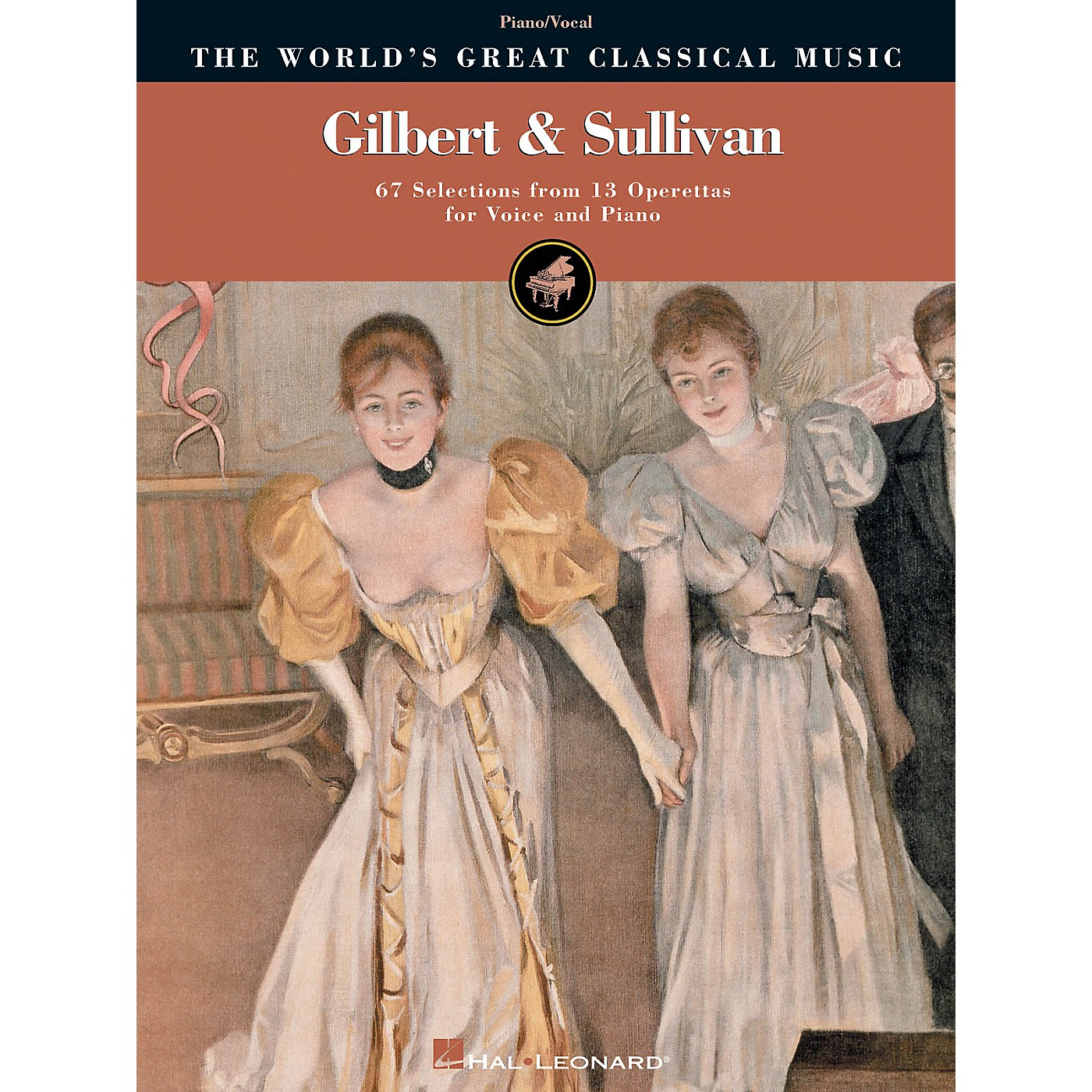 Hal Leonard Gilbert & Sullivan World's Greatest Classical Music Series thumbnail