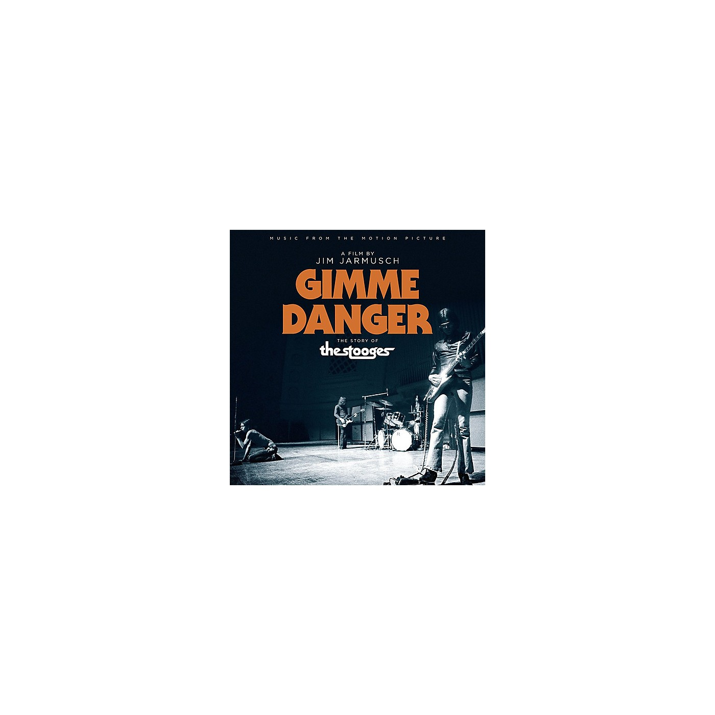 Alliance Gimme Danger: Music From The Motion Picture (Various Artists) thumbnail