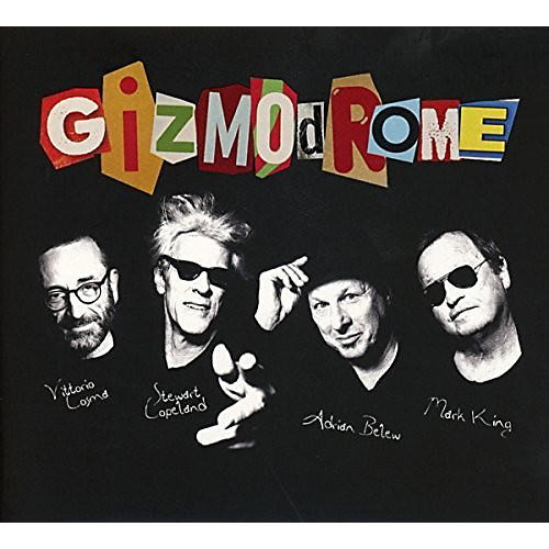 Alliance Gizmodrome - Gizmodrome thumbnail