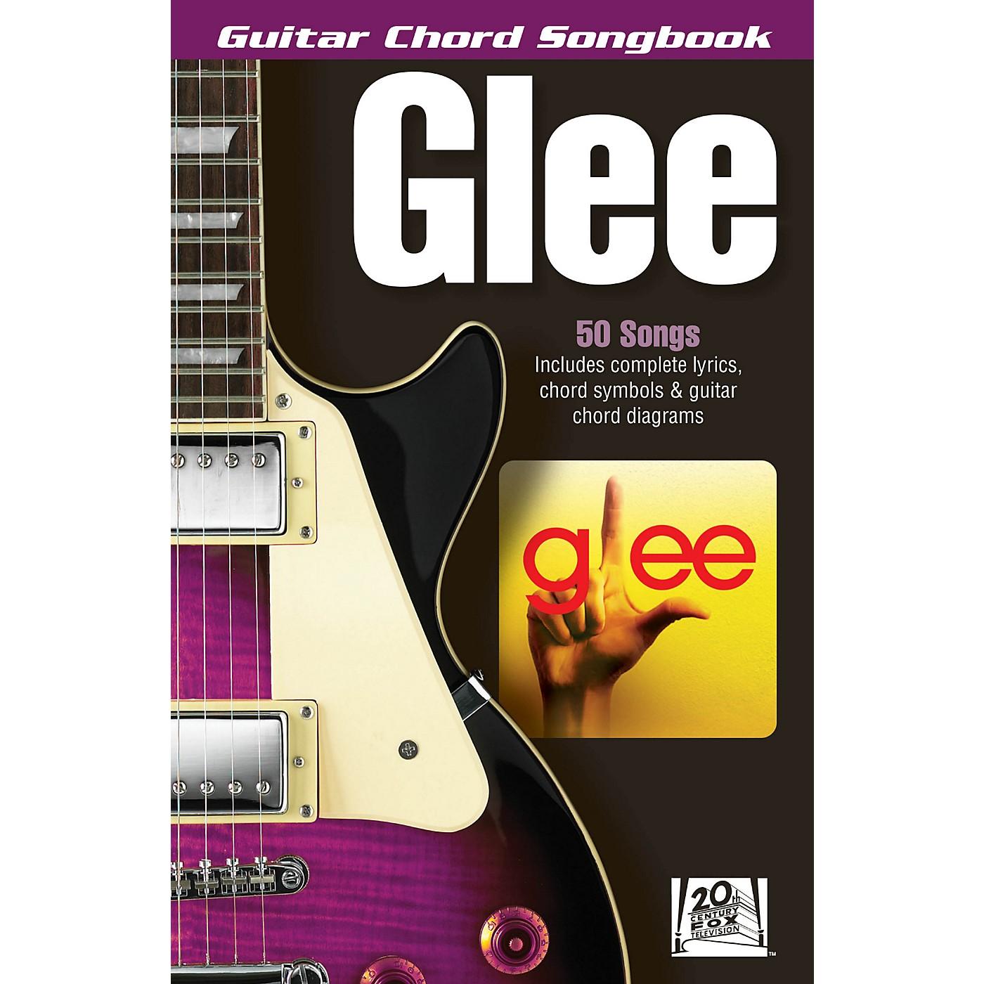 Hal Leonard Glee - Guitar Chord Songbook thumbnail
