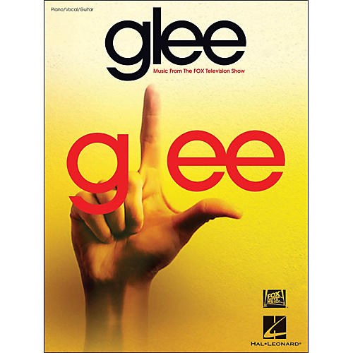 Hal Leonard Glee - Music From The Fox Television Show arranged for piano, vocal, and guitar (P/V/G) thumbnail