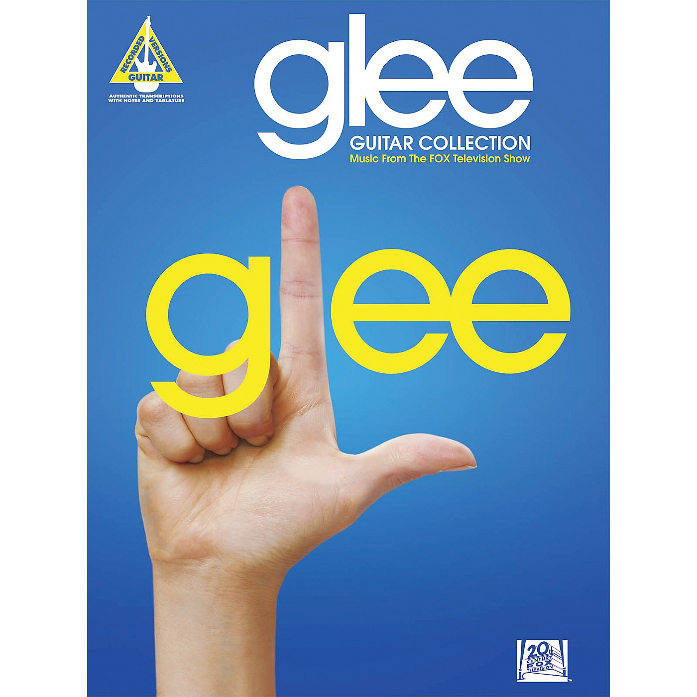 Hal Leonard Glee Guitar Collection Guitar Tab songbook thumbnail