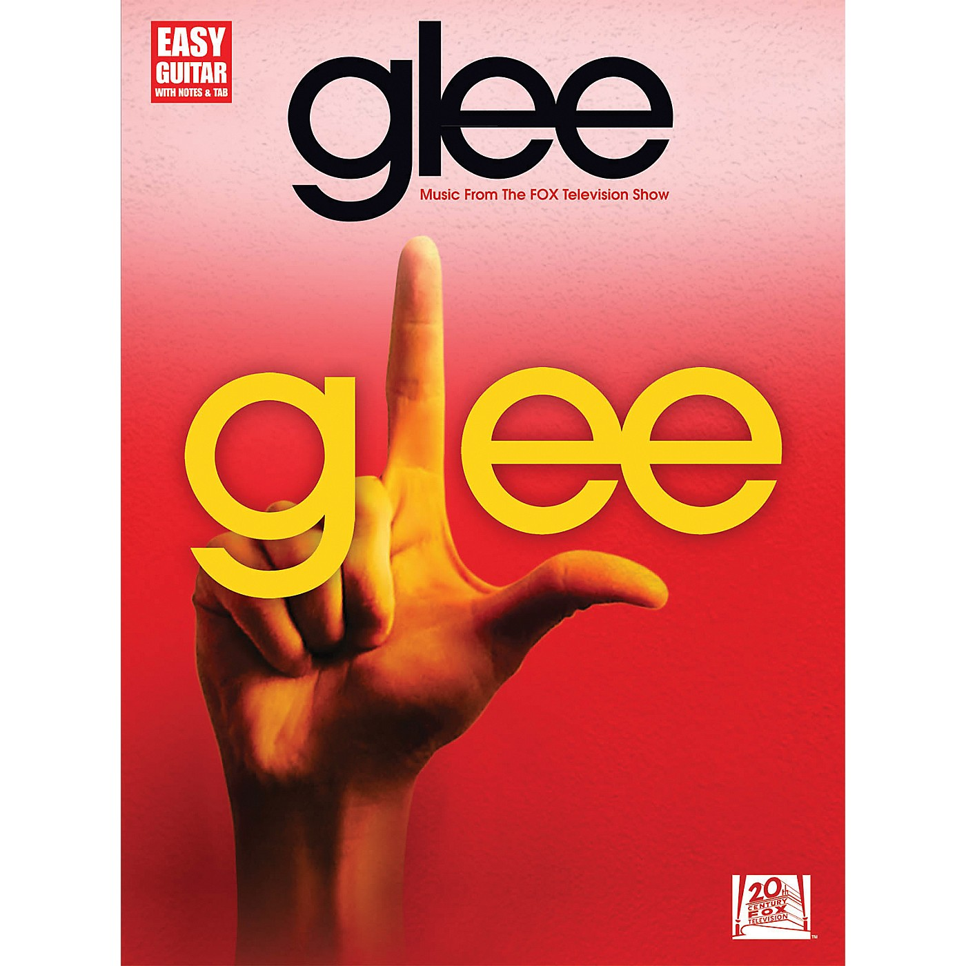 Hal Leonard Glee Music From The Fox Television Show For Easy Guitar With Tab thumbnail