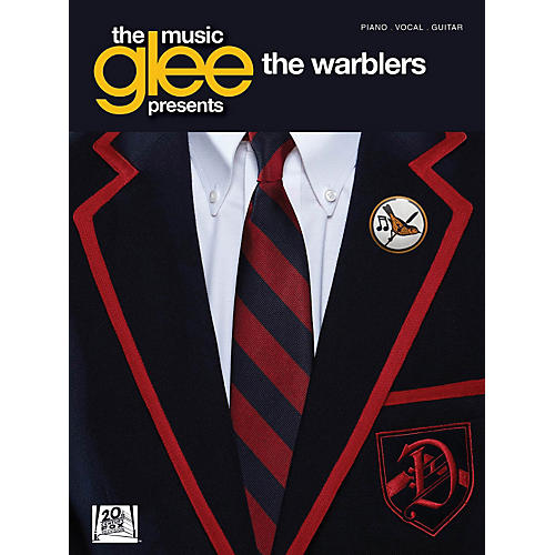 Hal Leonard Glee: The Music -The Warblers PVG Songbook thumbnail