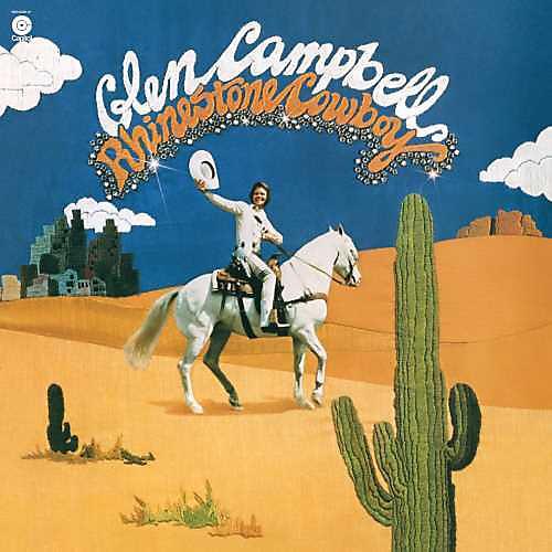 Alliance Glen Campbell - Rhinestone Cowboy thumbnail