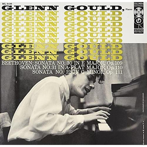 Alliance Glenn Gould - Beethoven Sonatas 30-32 thumbnail