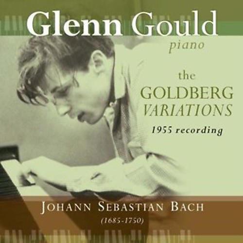 glenn gould goldberg variations 1955 recordings wwbw. Black Bedroom Furniture Sets. Home Design Ideas