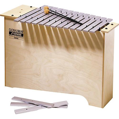 Sonor Global Beat Deep Bass Metallophone-thumbnail