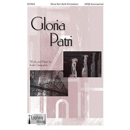 Epiphany House Publishing Gloria Patri SAT(B) composed by Keith Christopher thumbnail