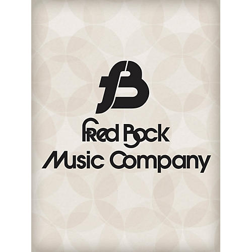 Fred Bock Music Gloryland Medley SATB Arranged by Ted Cornell thumbnail