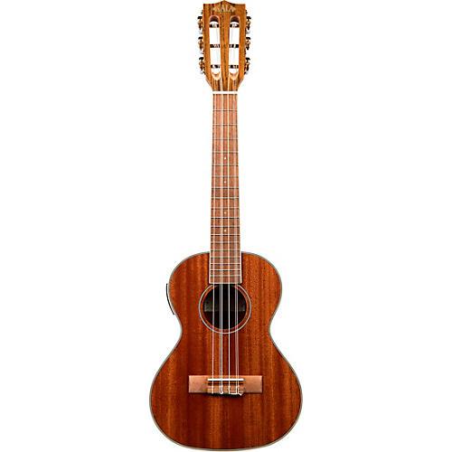 Kala Gloss Mahogany Acoustic-Electric Tenor 6-String Ukulele thumbnail