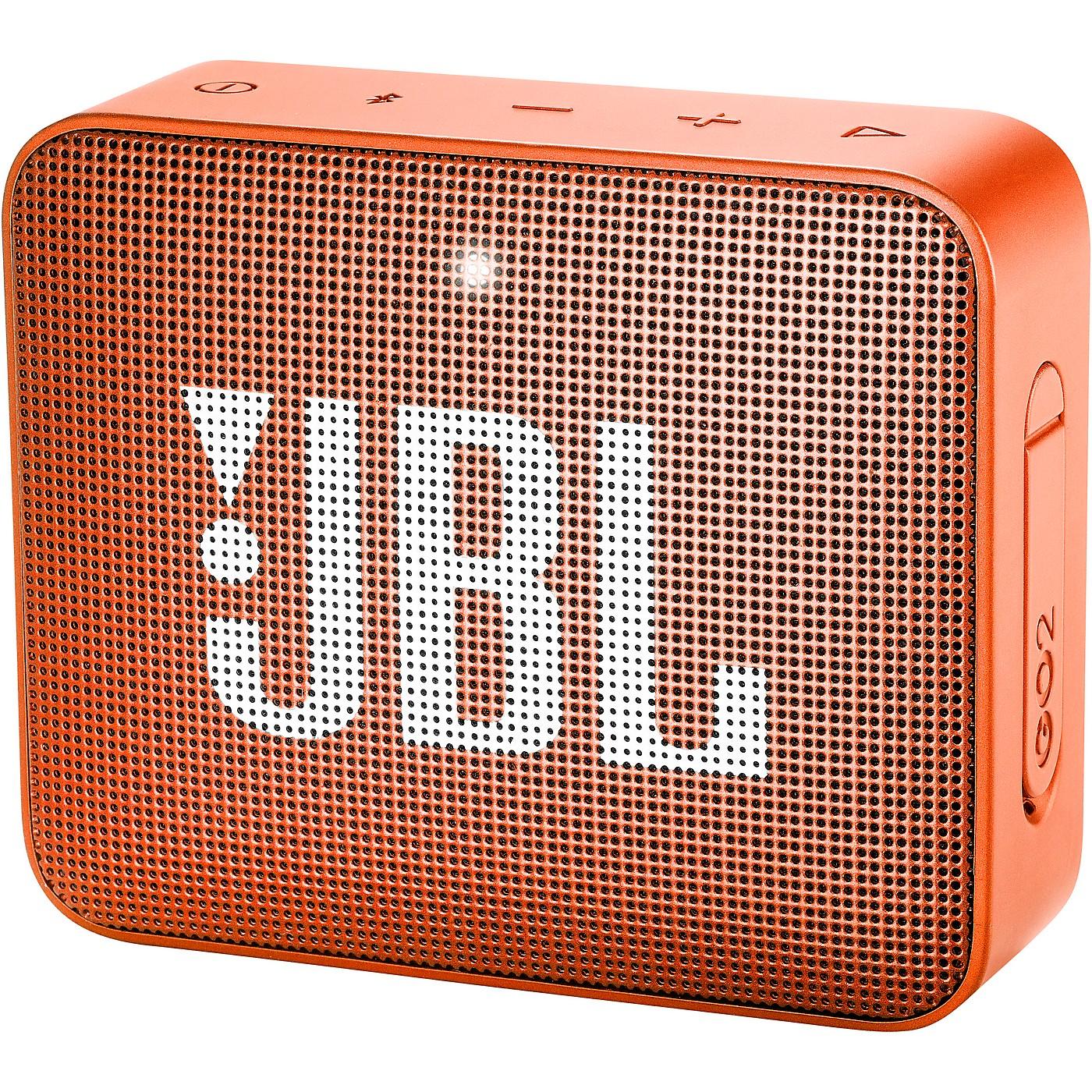 JBL Go 2 Portable Bluetooth Wireless Speaker thumbnail