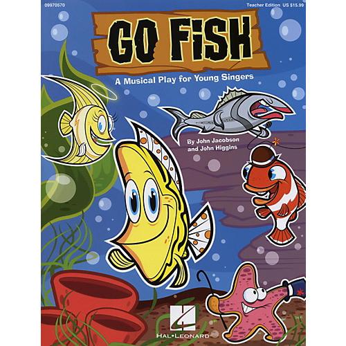 Hal Leonard Go Fish thumbnail