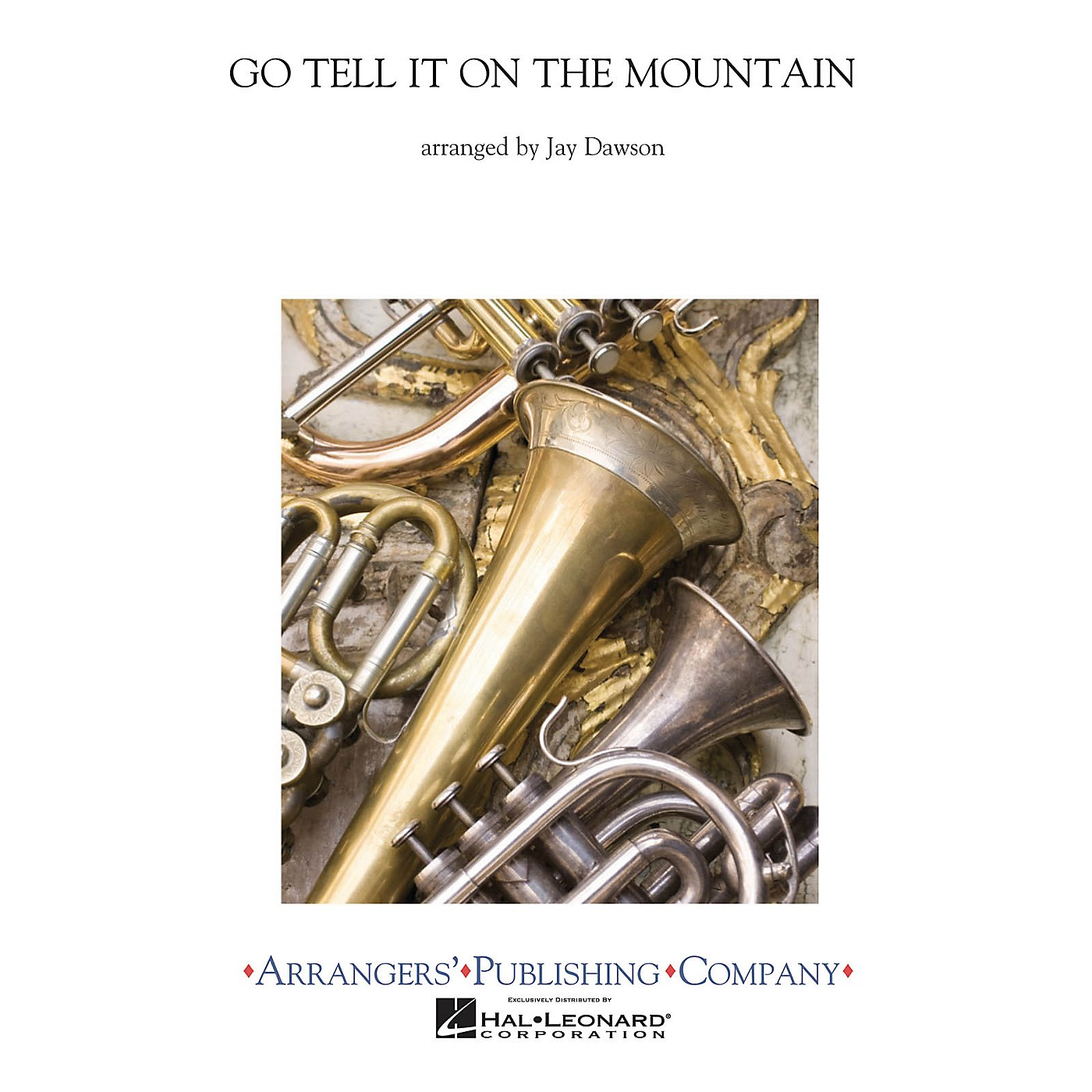 Arrangers Go Tell It on the Mountain Concert Band Level 3 Arranged by Jay Dawson thumbnail