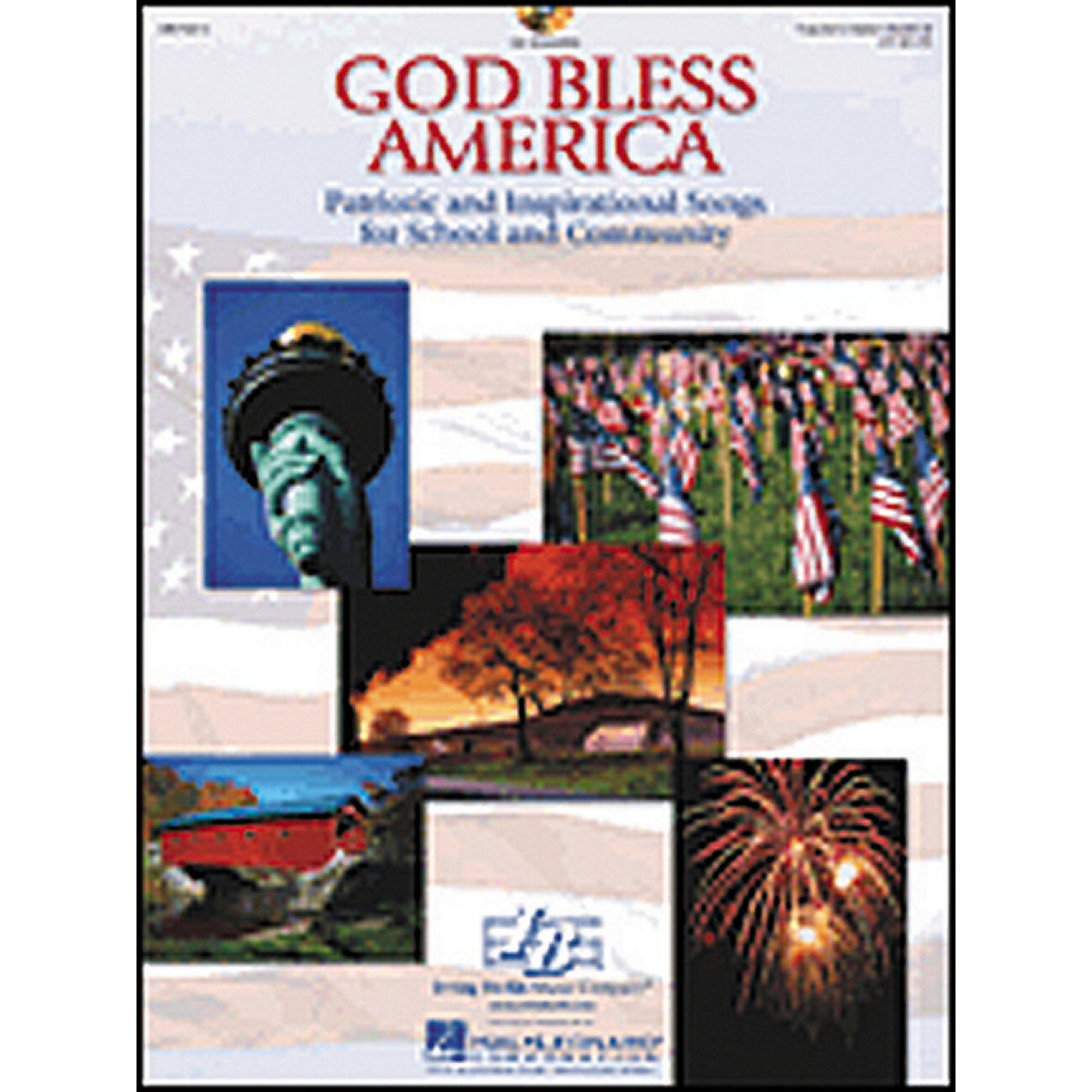 Hal Leonard God Bless America-Patriotic and Inspirational Songs for School CD thumbnail