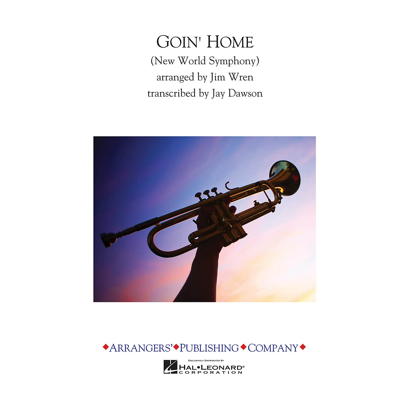Arrangers Goin' Home Marching Band Level 3 Arranged by Jay Dawson thumbnail