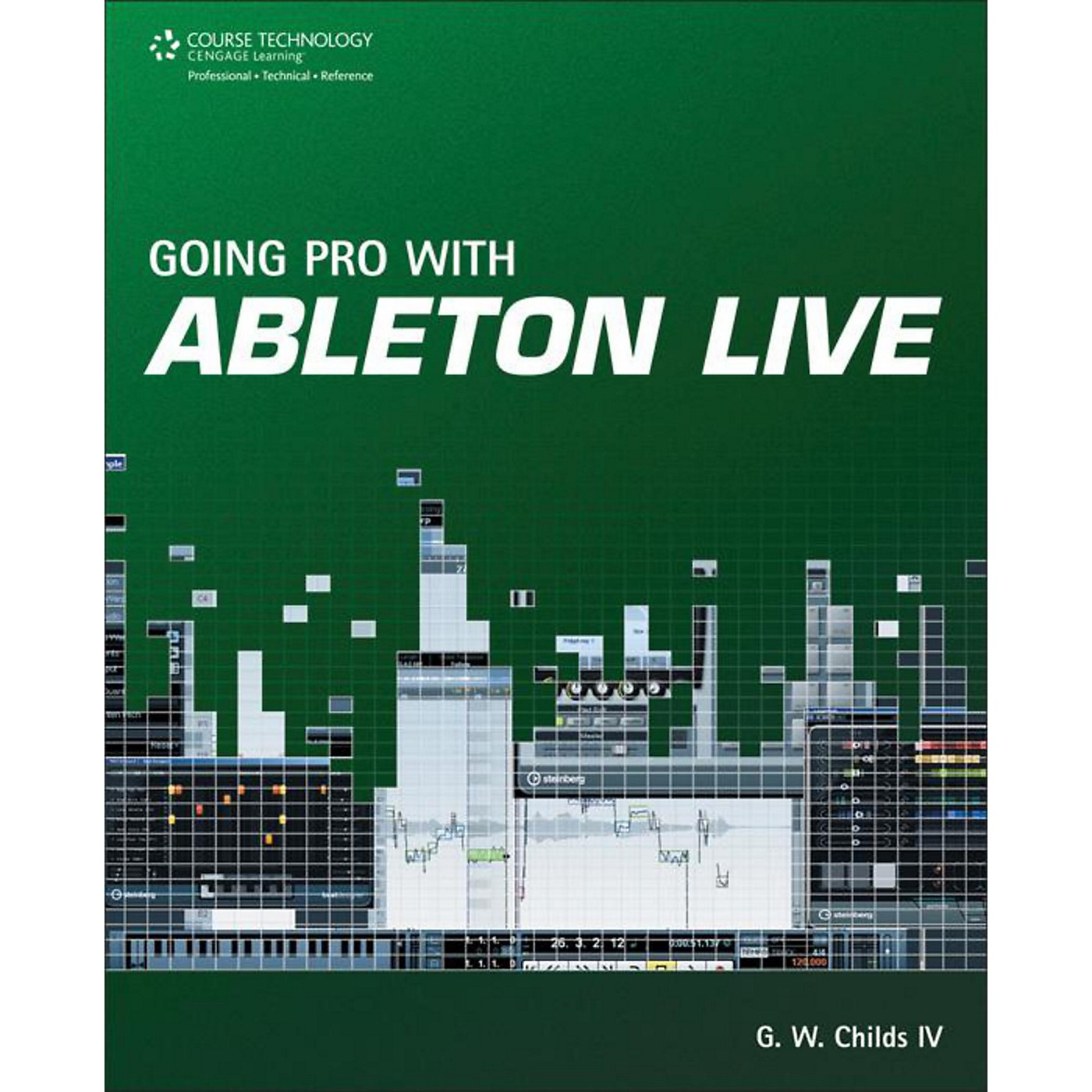 Cengage Learning Going Pro with Ableton Live thumbnail