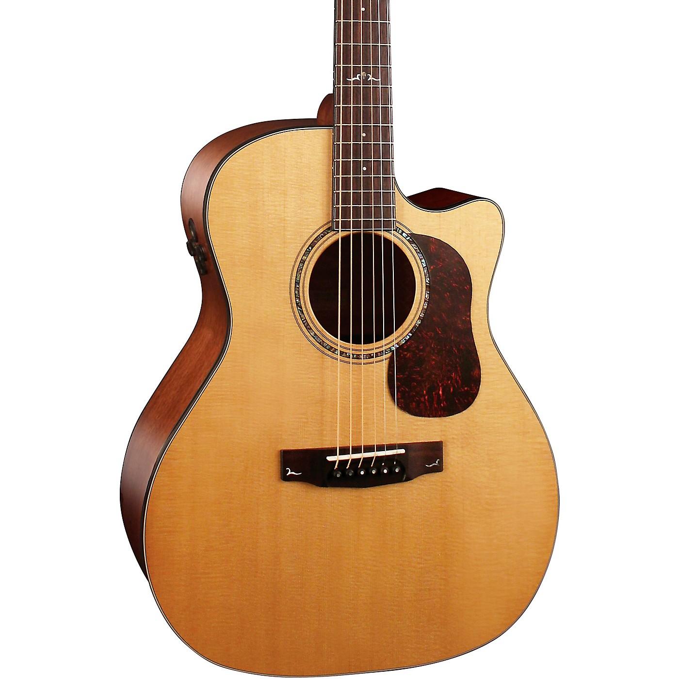 Cort Gold A6 Grand Auditorium Acoustic-Electric Guitar thumbnail