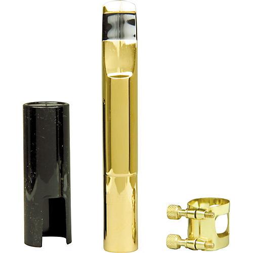 Bari Gold Baritone Saxophone Mouthpiece-thumbnail