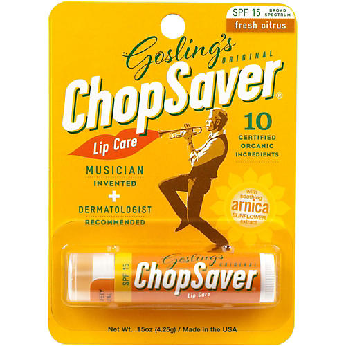 ChopSaver Gold Lip Balm with SPF Protection thumbnail
