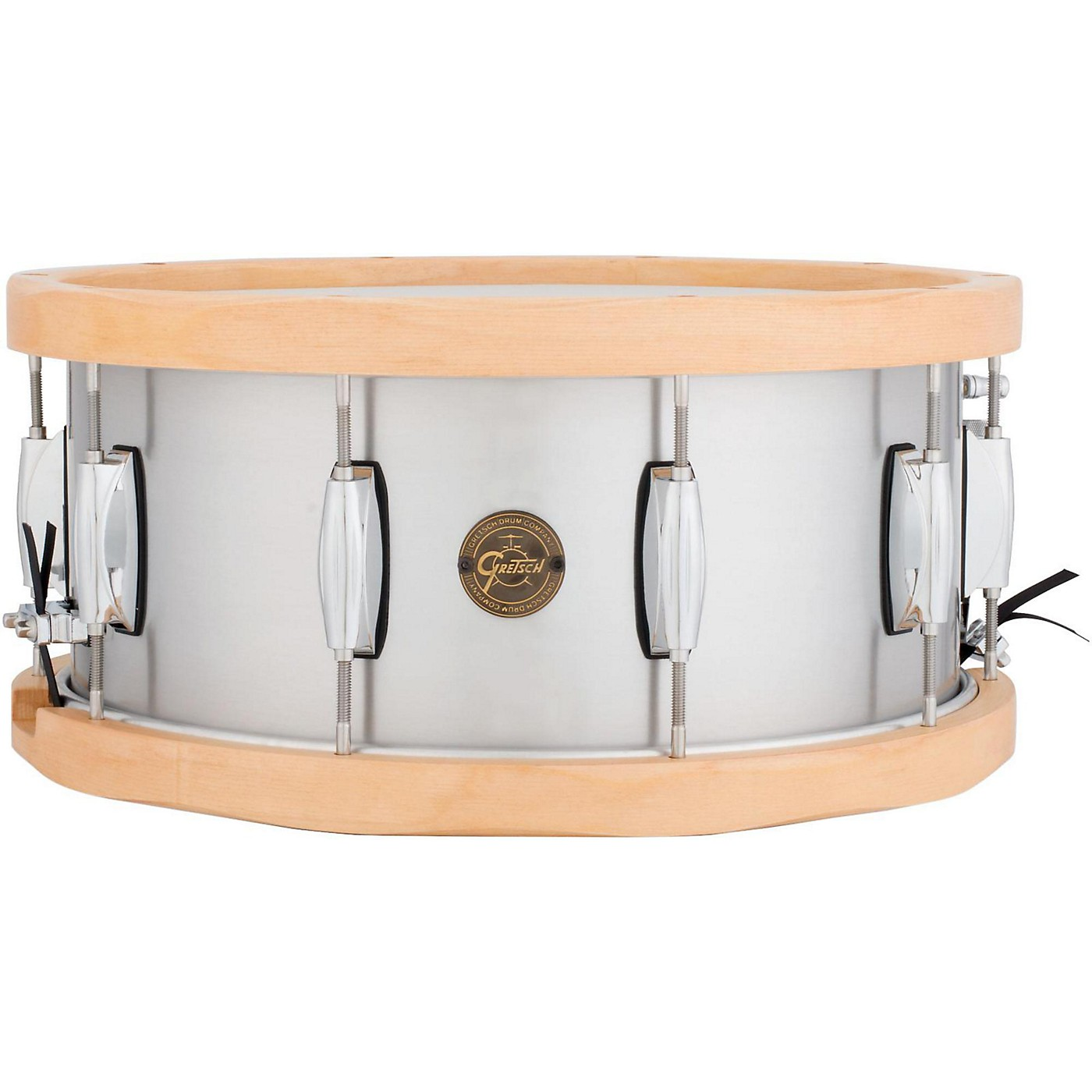 Gretsch Drums Gold Series Aluminum/Maple Snare Drum thumbnail