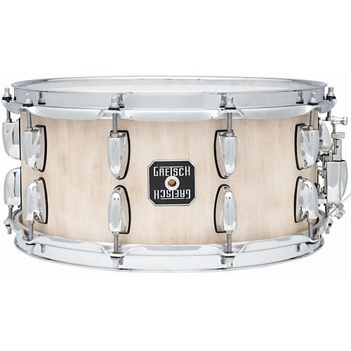 Gretsch Drums Gold Series Barnboard Snare Drum thumbnail