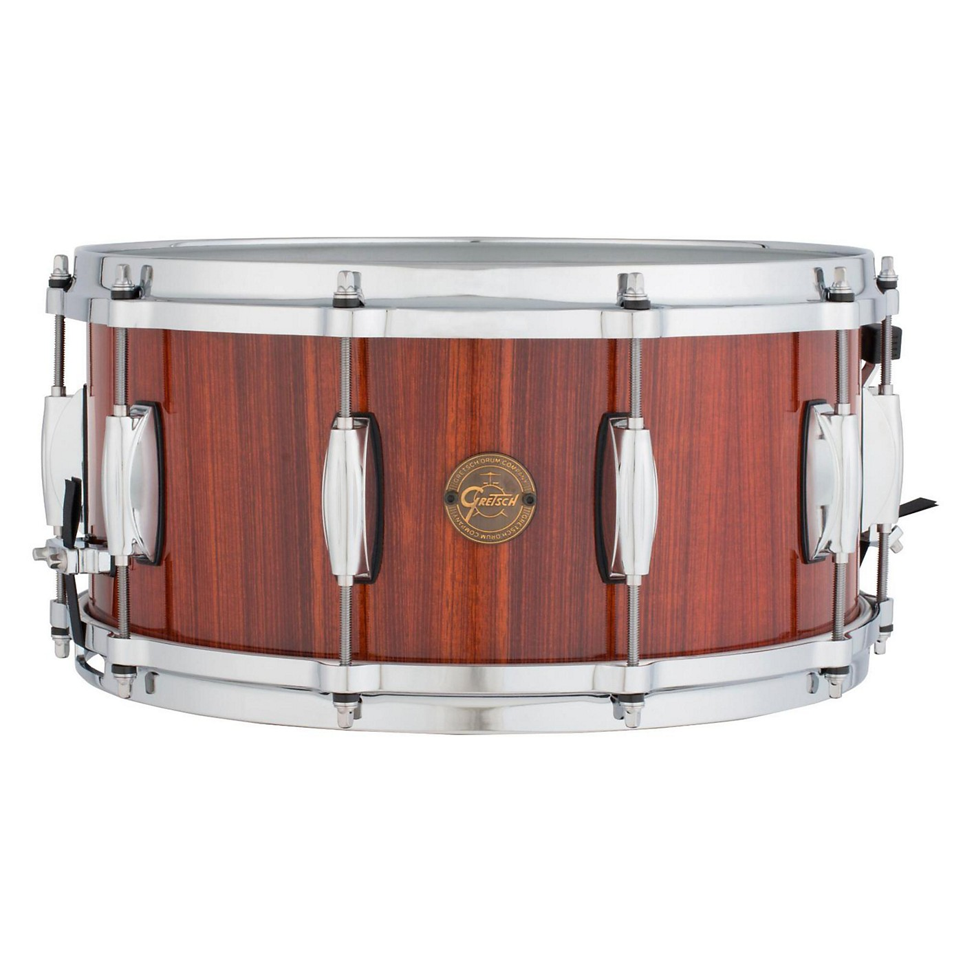 Gretsch Drums Gold Series Rosewood Snare Drum thumbnail