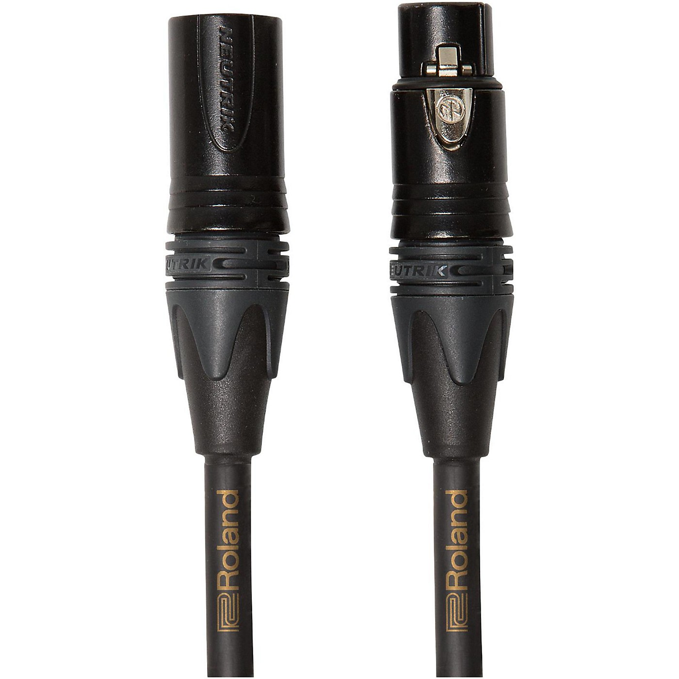 Roland Gold Series XLR Microphone Cable thumbnail
