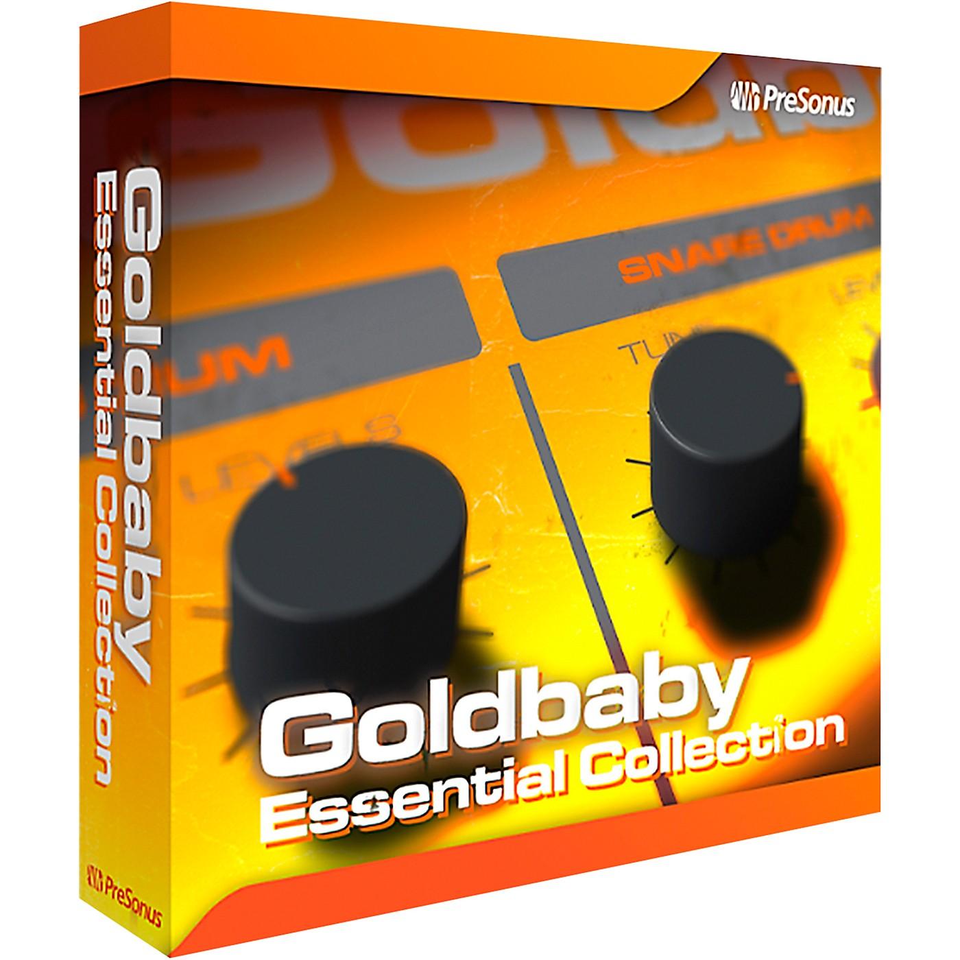 Presonus Goldbaby Essentials Software Download thumbnail