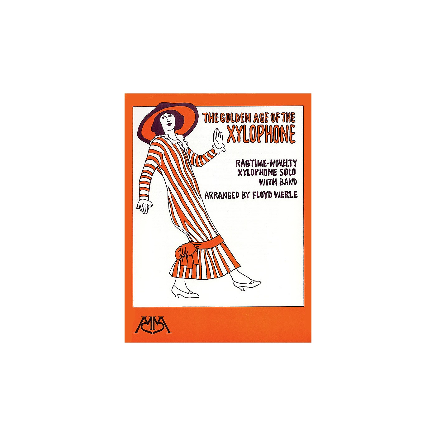 Hal Leonard Golden Age of the Xylophone Concert Band Arranged by Floyd E. Werle thumbnail