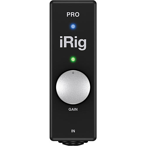 IK Multimedia Golden Anniversary iRig Pro Audio / Midi interface for iOS and Mac thumbnail