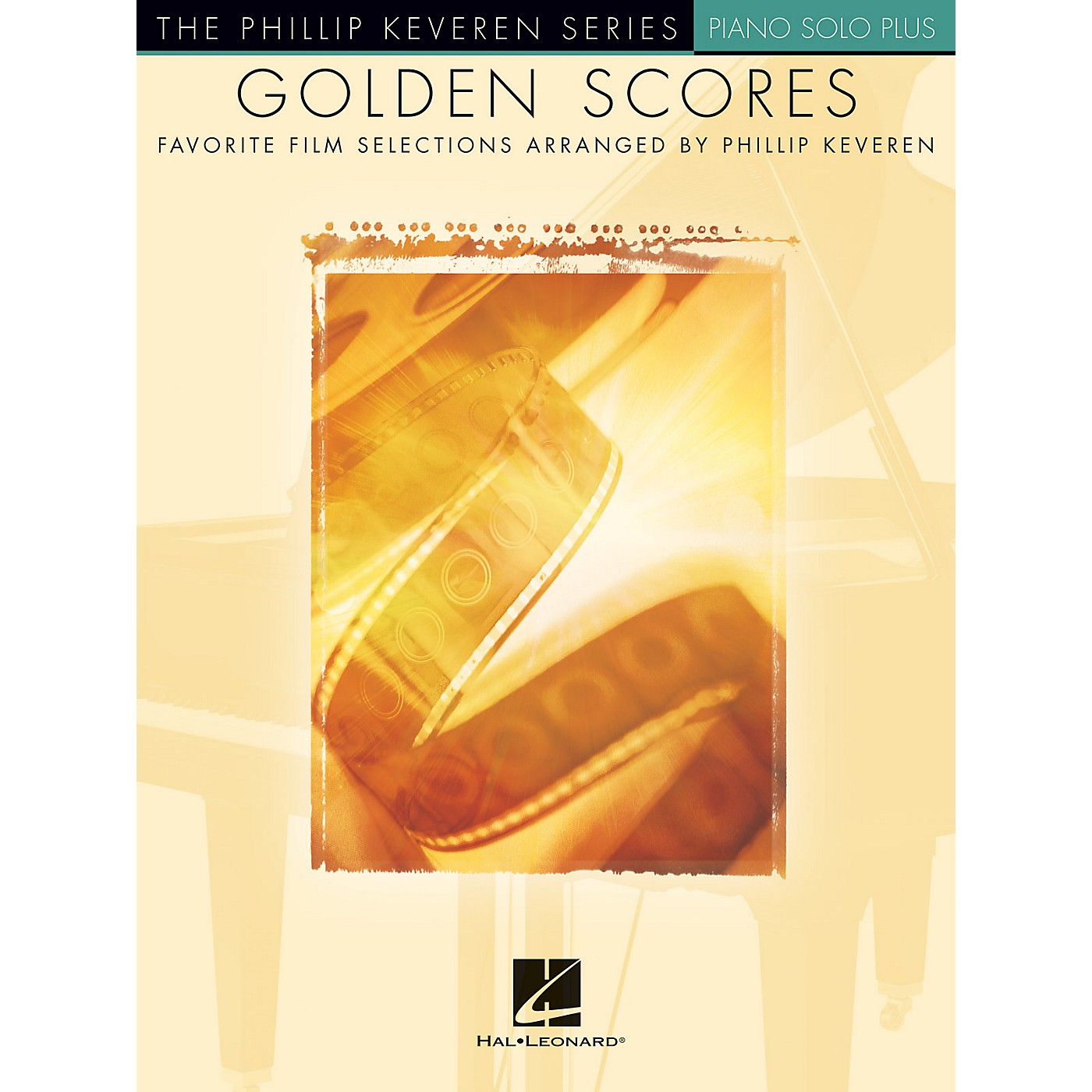 Hal Leonard Golden Scores - The Phillip Keveren Series Piano Solo Songbook thumbnail