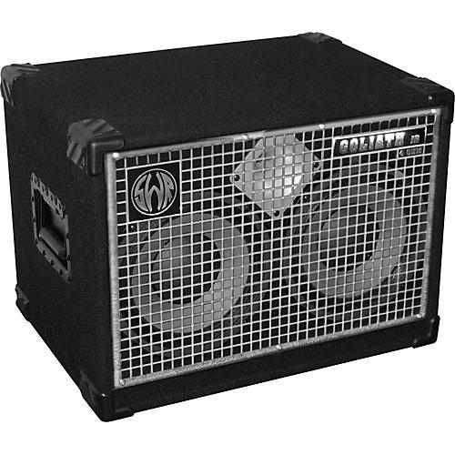 SWR Goliath Junior IV 2X10 Bass Speaker Cabinet thumbnail