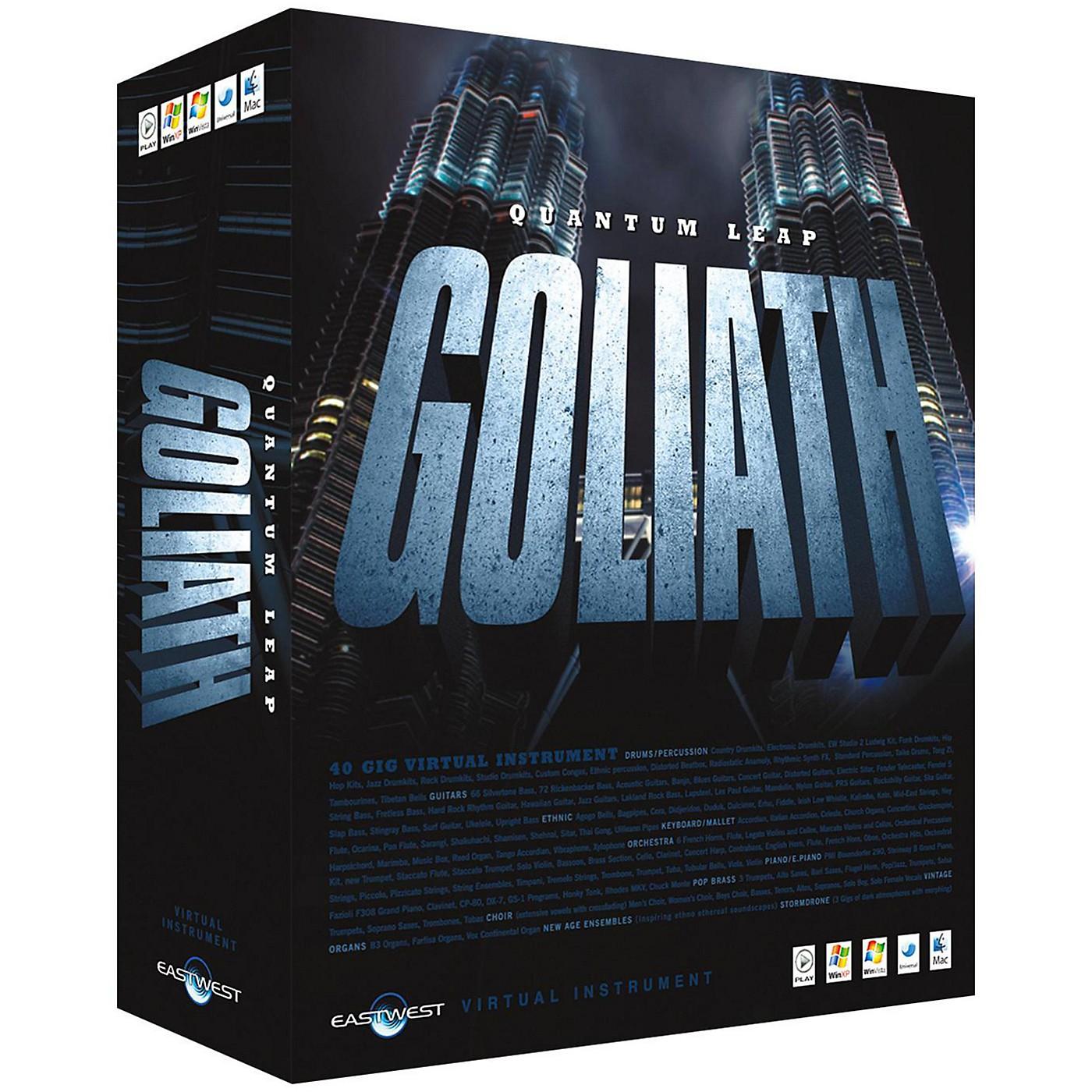 EastWest Goliath thumbnail