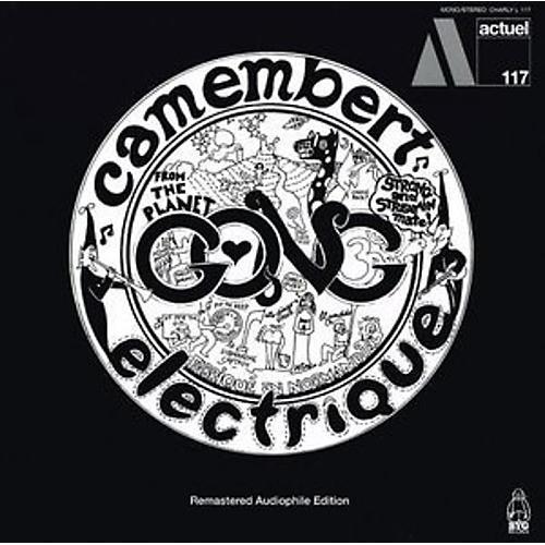 Alliance Gong - Camembert Electrique thumbnail