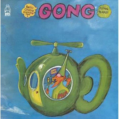 Alliance Gong - Flying Teapot thumbnail