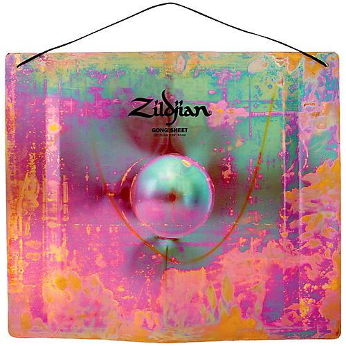 Zildjian Gong Sheet-thumbnail