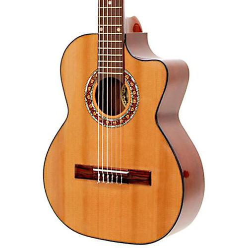Paracho Elite Guitars Gonzales 6 String Requinto thumbnail