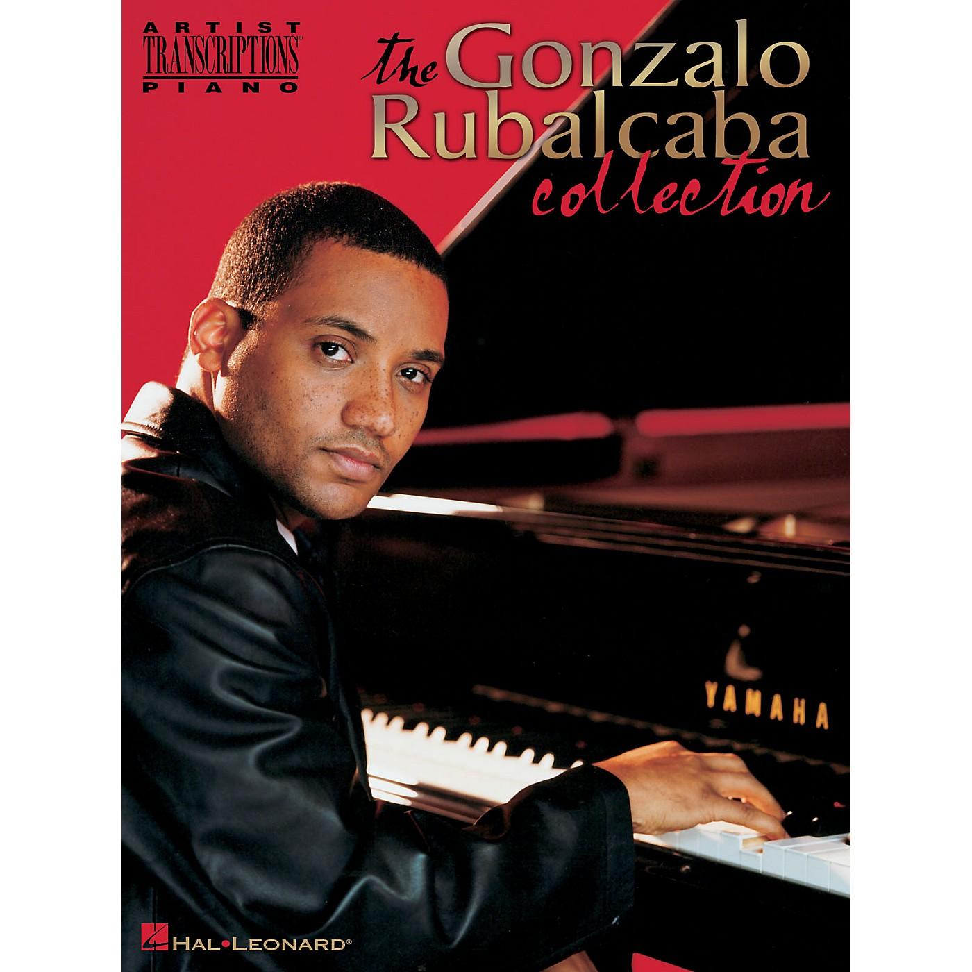 Hal Leonard Gonzalo Rubalcaba Collection Artist Transcriptions Series Performed by Gonzalo Rubalcaba thumbnail