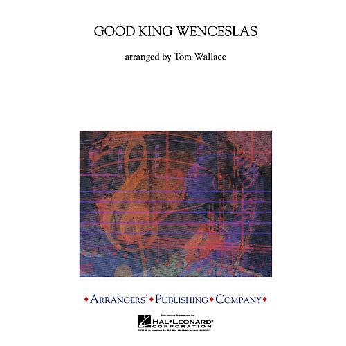 Arrangers Good King Wenseslas Concert Band Level 3 Arranged by Tom Wallace thumbnail