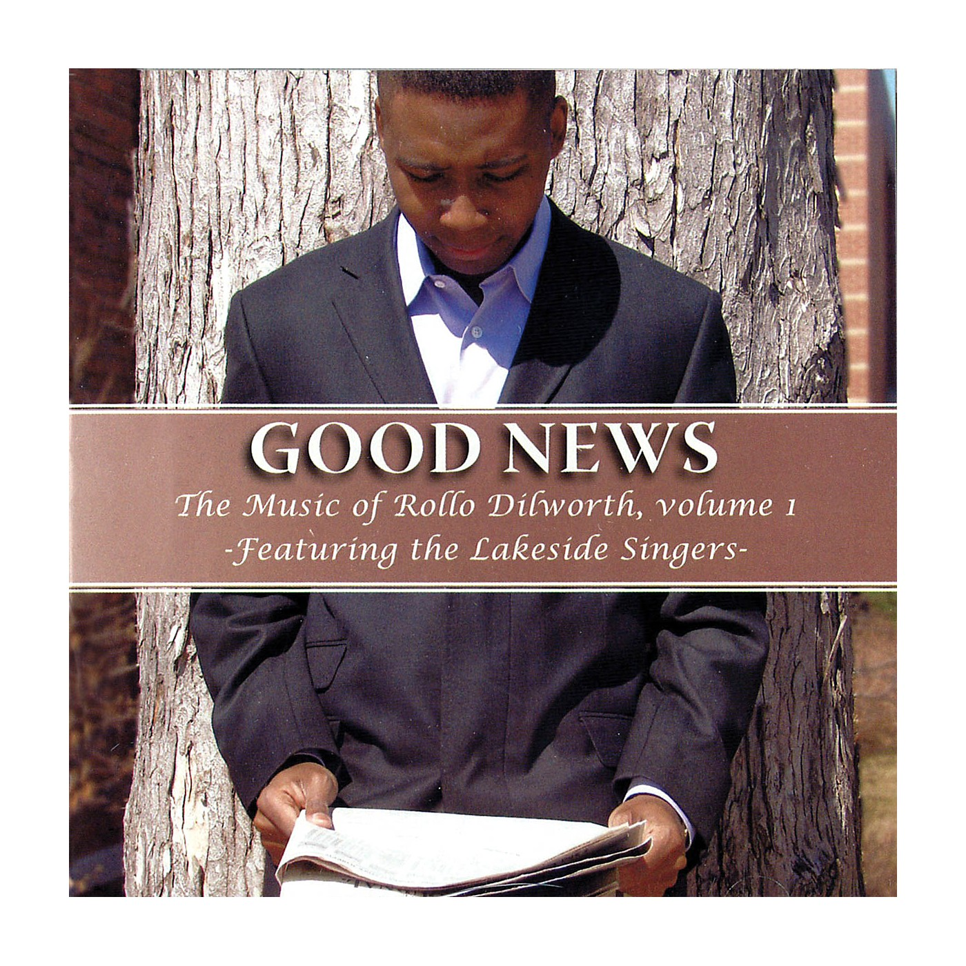 RADclef Productions Good News (The Music of Rollo Dilworth, Volume 1) CD composed by Rollo Dilworth thumbnail