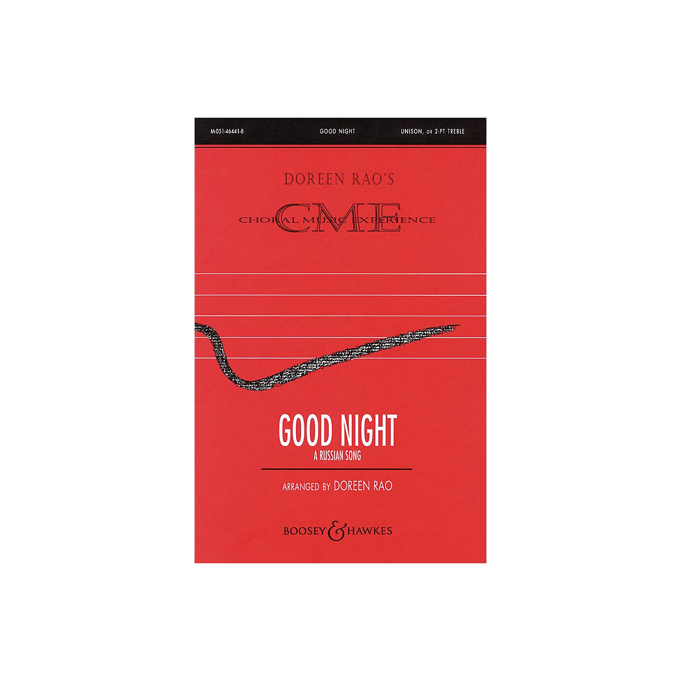 Boosey and Hawkes Good Night (A Russian Song) (CME Beginning) 2-Part composed by Dmitri Kabalevsky arranged by Doreen Rao thumbnail