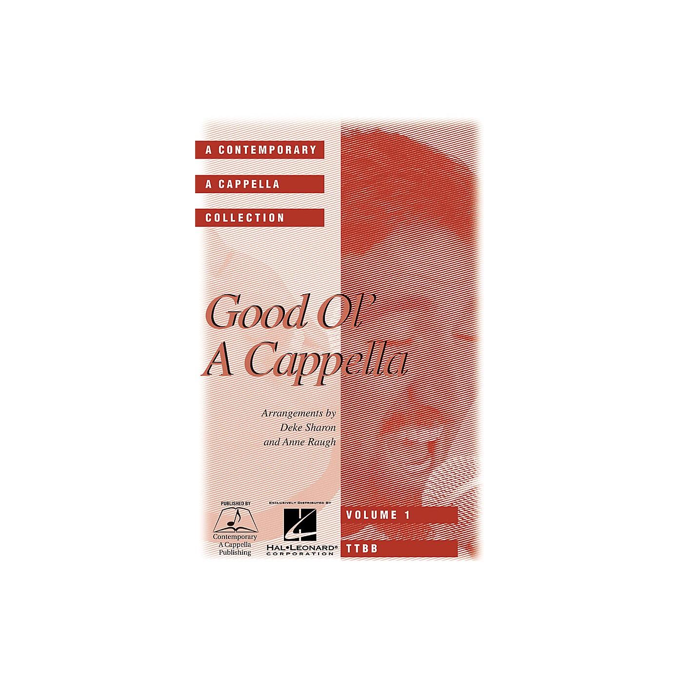 Hal Leonard Good Ol' A Cappella TTBB A Cappella arranged by Deke Sharon thumbnail