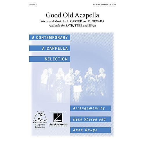 Hal Leonard Good Old A Cappella SATB a cappella arranged by Deke Sharon and Anne Raugh thumbnail