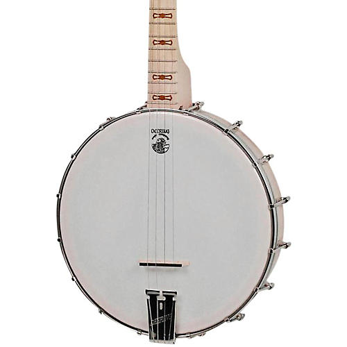 Deering Goodtime 17-Fret Tenor 4-String Banjo thumbnail