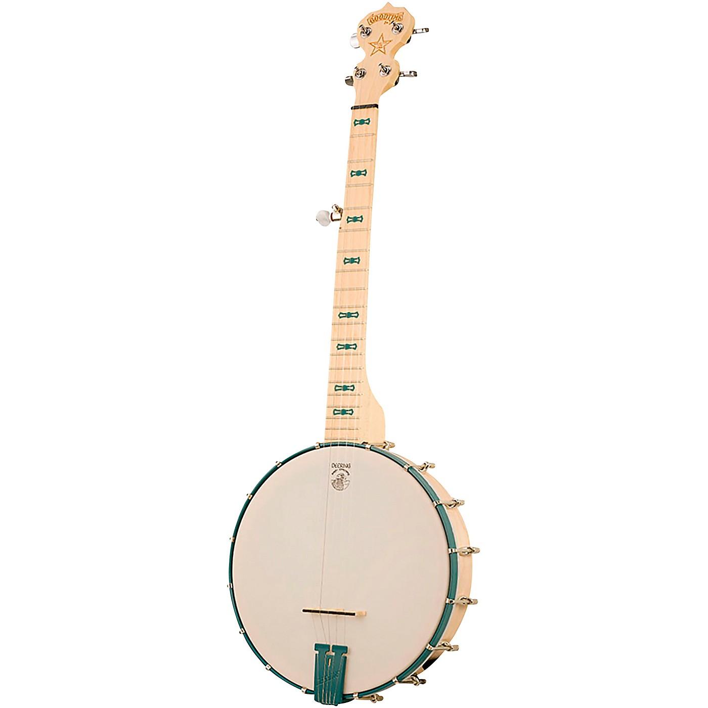 Deering Goodtime Jr. Openback Banjo thumbnail